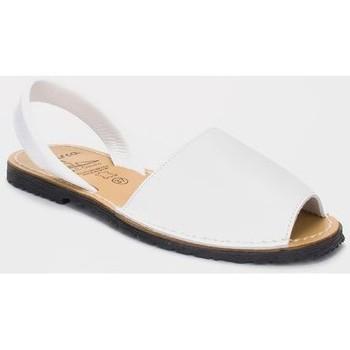 Chaussures Homme Sandales et Nu-pieds Avarca Cayetano Ortuño  Blanc