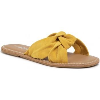 Chaussures Femme Mules Refresh 69687 jaune