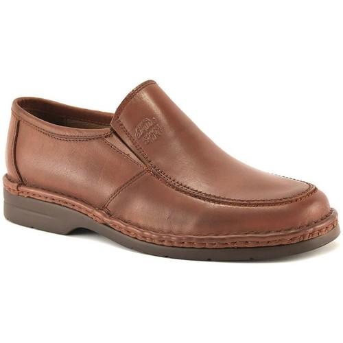 Grande Lágrima barrer  Comodo Sport Marron - Chaussures Mocassins Homme 59,90 €