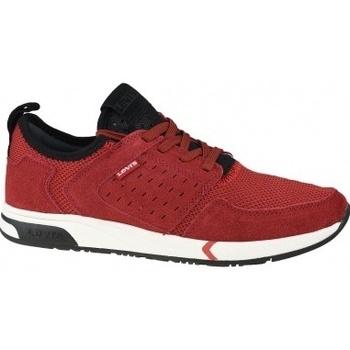 Chaussures Homme Multisport Levi's Levis Scott rouge
