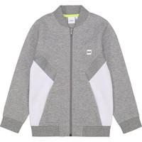 Vêtements Garçon Sweats BOSS J25G80 Gris