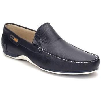 Chaussures Homme Mocassins Comodo Sport  Bleu
