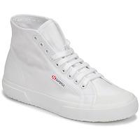 Chaussures Femme Baskets montantes Superga 2295 COTW Blanc