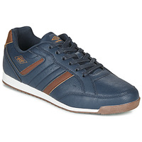 Chaussures Homme Baskets basses Umbro IVERY Bleu / Marron