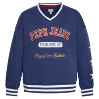 Vêtements Fille Sweats Pepe jeans BABY Bleu