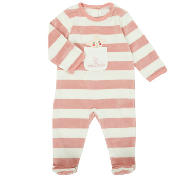 Vêtements Fille Pyjamas / Chemises de nuit Absorba 9R54053-32 Rose