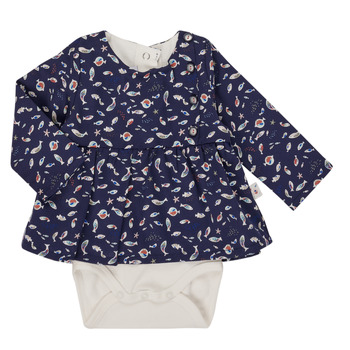 Vêtements Fille Tops / Blouses Absorba 9R60002-04-B Marine