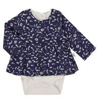Vêtements Fille Tops / Blouses Absorba 9R60002-04-C Marine