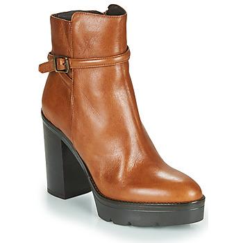 Chaussures Femme Bottines Sweet Lemon FANNY Cognac