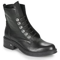 Chaussures Femme Boots Sweet Lemon REVELO Noir