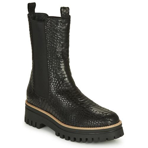 Chaussures Femme Boots Sweet Lemon POLIRA Noir