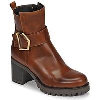 Chaussures Femme Bottines Sweet Lemon Pirlou Cognac