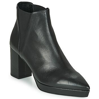 Chaussures Femme Bottines Castaner OSKA Noir