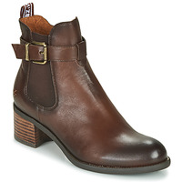 Chaussures Femme Bottines Mam'Zelle LOPEZ Marron