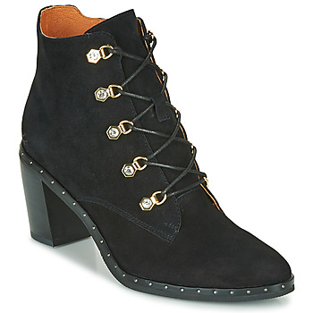 Chaussures Femme Bottines Mam'Zelle NECLA Noir