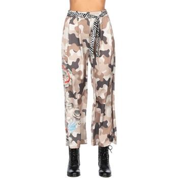 Vêtements Femme Pantalons fluides / Sarouels Relish SEDRE camouflage
