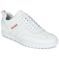 Chaussures Homme Baskets basses HUGO MATRIX LOWP NA Blanc