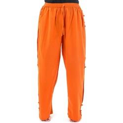 Vêtements Pantalons fluides / Sarouels Fantazia Pantalon japonais - japanese pants orange