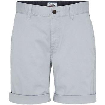 Vêtements Homme Shorts / Bermudas Tommy Jeans Short  ref_48765 Gris gris