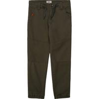 Vêtements Garçon Pantalons 5 poches Timberland T24B11 Kaki