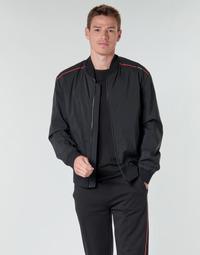 Vêtements Homme Blousons HUGO BRUCE2031 Noir