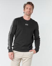 Vêtements Homme Sweats HUGO DOBY203 Noir
