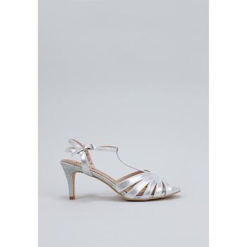 Chaussures Femme Sandales et Nu-pieds Krack  Gris