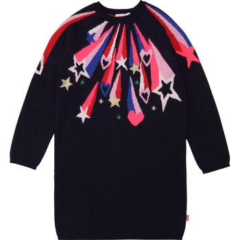 Vêtements Fille Robes courtes Billieblush / Billybandit U12583 Bleu