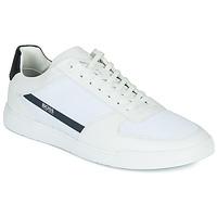 Chaussures Homme Baskets basses BOSS COSMOPOOL TENN MXME Blanc