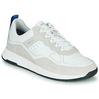 Chaussures Homme Baskets basses BOSS TITANIM RUNN LTMX Blanc