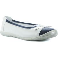 Chaussures Fille Ballerines / babies Babybotte Kilari Blanc