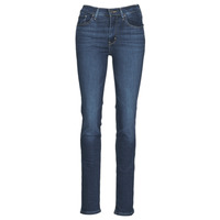 Vêtements Femme Jeans droit Levi's 724 HIGH RISE STRAIGHT Bogota calm