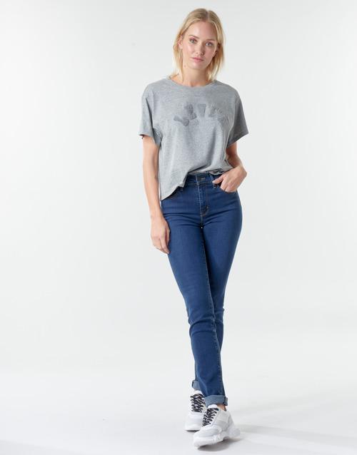 Vêtements Femme Jeans droit Levi's 724 HIGH RISE STRAIGHT BOGOTA CALM