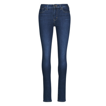 Vêtements Femme Jeans skinny Levi's 721 HIGH RISE SKINNY Bleu