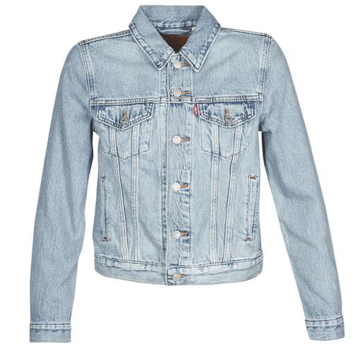 Haut Femme Taille 12 14 10 8 16 Coupe Boyfriend Veste en jean Jean vestes Acid Blue