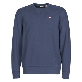 Vêtements Homme Sweats Levi's NEW ORIGINAL CREW Bleu