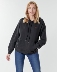 Vêtements Femme Sweats Levi's STANDARD HOODIE Noir