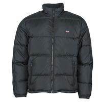 Vêtements Homme Doudounes Levi's FILLMORE SHORT JACKET  Jet black