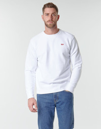 Vêtements Homme Sweats Levi's NEW ORIGINAL CREW  White
