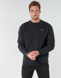 Vêtements Homme Sweats Levi's NEW ORIGINAL CREW Noir