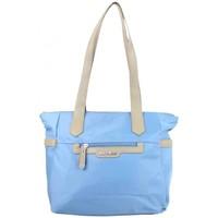 Sacs Femme Cabas / Sacs shopping Mac Alyster Sac cabas  Studio toile nylon Bleu Multicolor