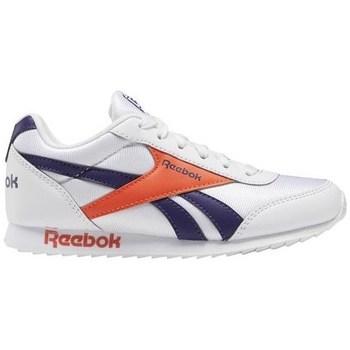 Chaussures Enfant Baskets basses Reebok Sport Royal CL Jogger Blanc,Orange,Violet