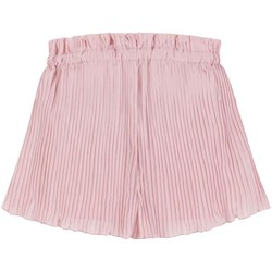 Vêtements Fille Shorts / Bermudas Mayoral Falda pantalon plisada rose