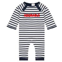 Vêtements Garçon Combinaisons / Salopettes Carrément Beau Y94188 Multicolore