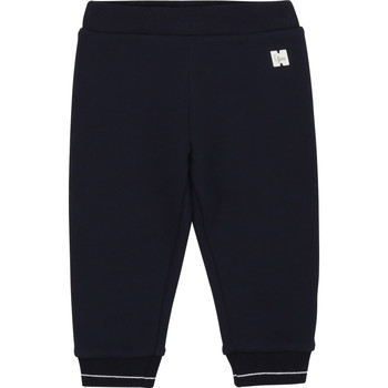Vêtements Fille Pantalons 5 poches Carrément Beau Y94200 Bleu