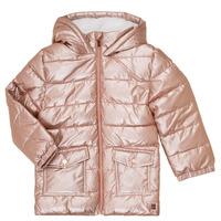 Vêtements Fille Doudounes Carrément Beau Y16085 Rose
