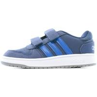 Chaussures Garçon Baskets basses adidas Originals EE9001 Bleu