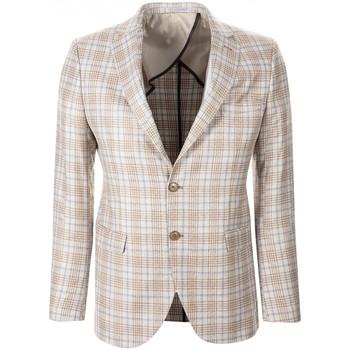 Vêtements Homme Vestes / Blazers Gentleman Farmer Pako Beige