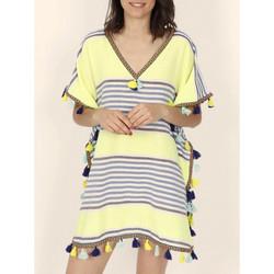 Vêtements Femme Tuniques Admas Caftan de plage Sun vert Vert