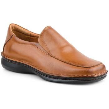 Chaussures Homme Mocassins Cactus Calzados  Marron